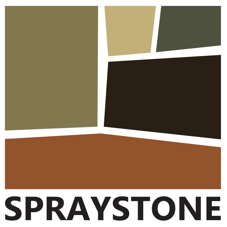 Spraystone